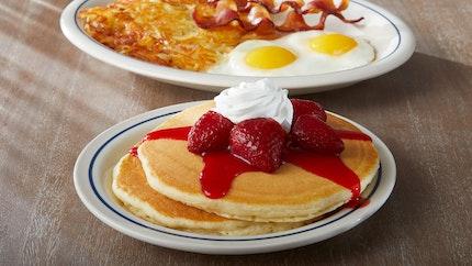 Pancake Combo